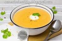 Try carrot soup