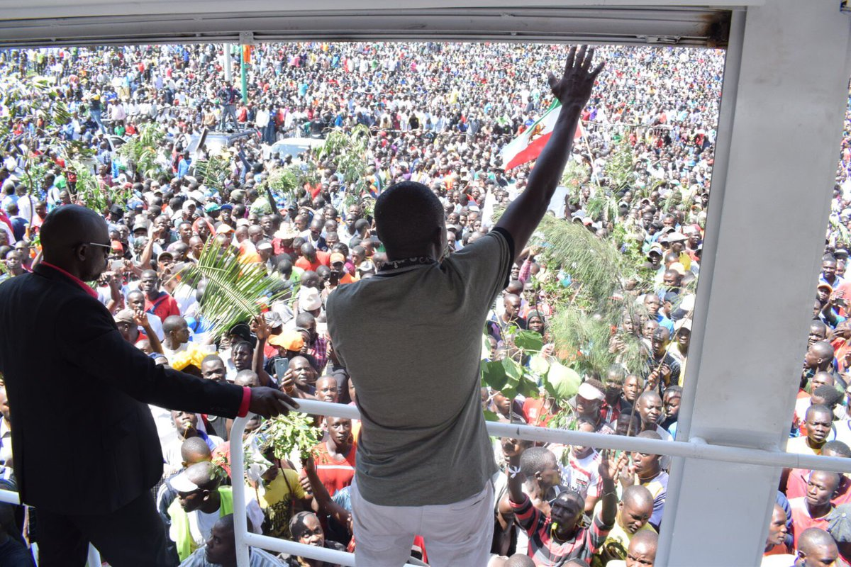 Who Is Simba Arati? Why Is He Feared By Government So Much?