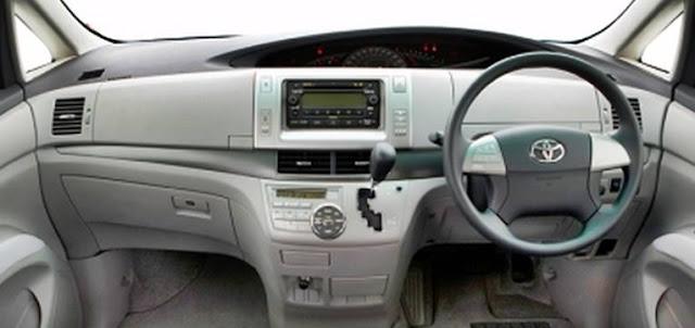 2018 Toyota Estima Review