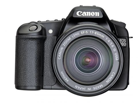 Canon EOS 30D Firmware Download