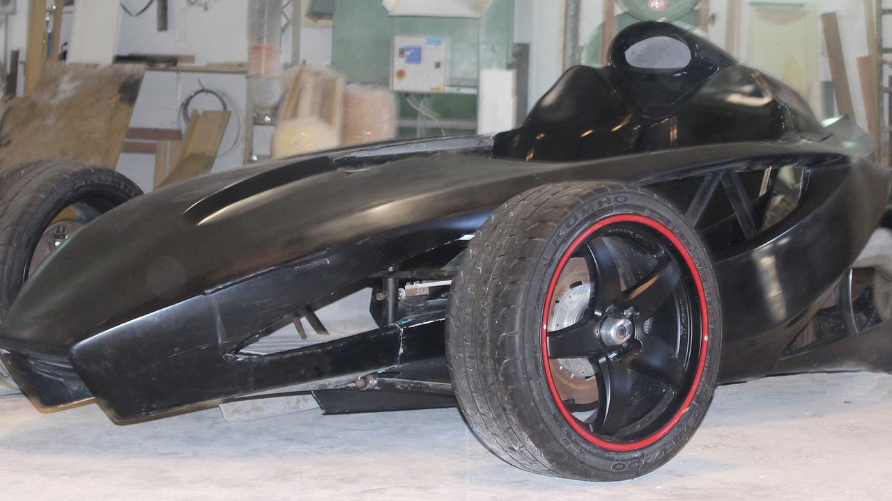 Black Mamba Is An Insane Hp Electric Trike From Malta
