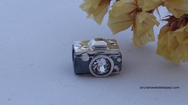 charm cámara  fotos  soufeel pulsera