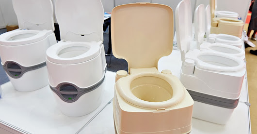 Portable Toilets are Better Than Traditional Toilets