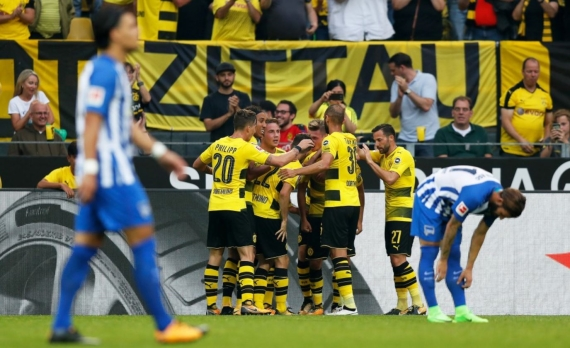 There's great value in the Bundesliga, and while we're still in the early stages, we could expect a few upsets.