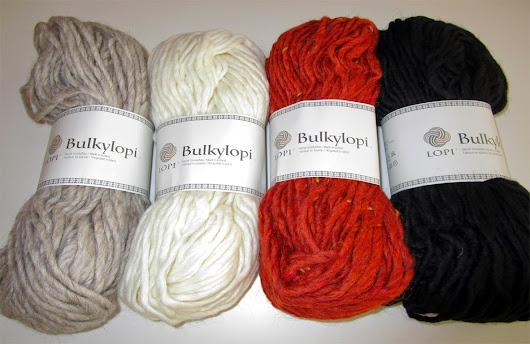 Knit Icelandic: I decided to order Bulkylopi yarn