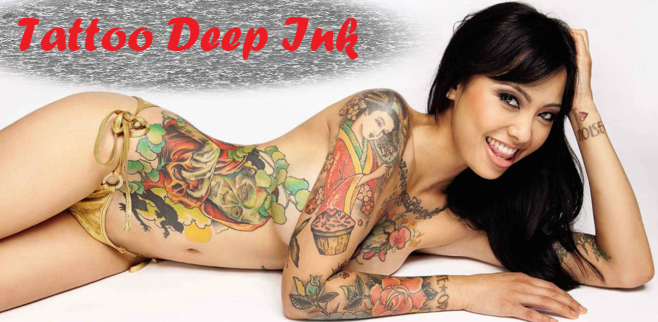 Tattoo deep ink