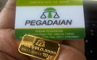 Pilihan Cara Beli Emas Di Pegadaian