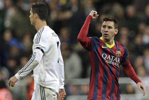 Messi Berharap Madrid Dikalahkani Atletico di San Siro