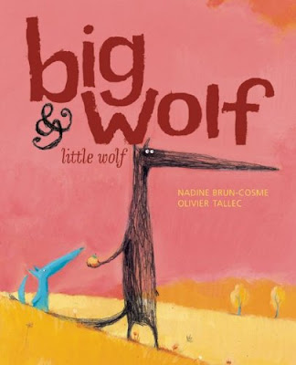 Big Wolf and Little Wolf, part of March Reading Roundup