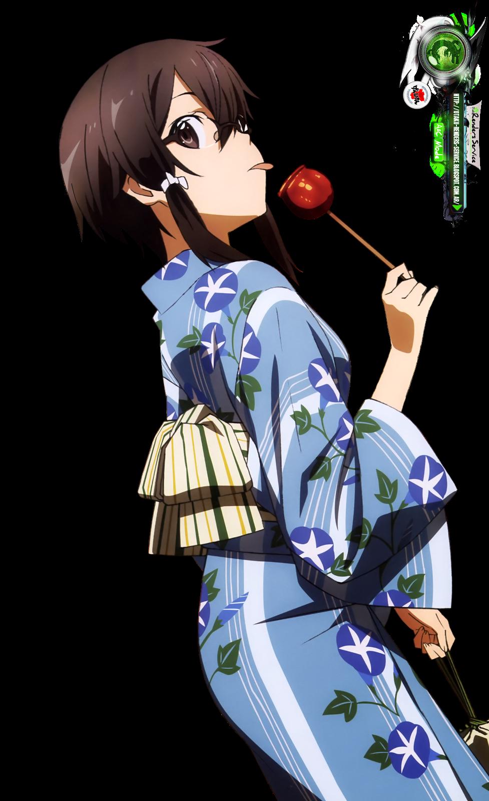 Sword Art Online:Shino Asada Mega Kawaiii Yukata Matsuri ...