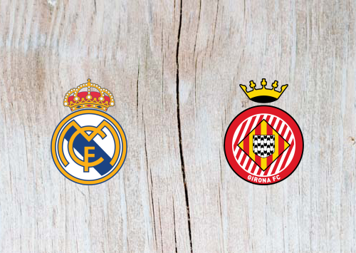 Real Madrid vs Girona Full Match & Highlights 24 January 2019