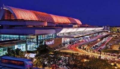 Aeropuerto Internacional Changi el Mejor del Mundo