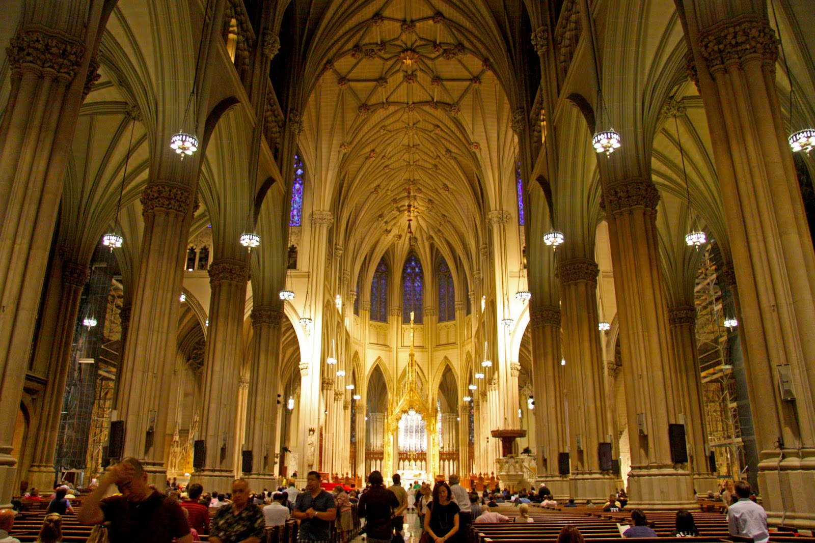 Hidden secrets of NYCs renowned St Patricks Cathedral NY Daily