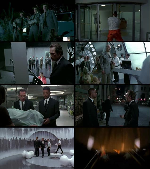 Men In Black 1997 Dual Audio Hindi 720p BRRip