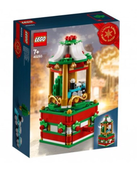 Lego Christmas Set 2019.Anj S Brick Blog Lego Christmas Promotional Set 40293