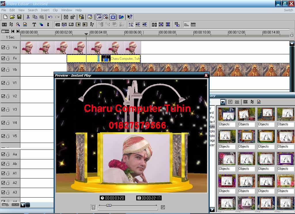 Kayse virinchi 3d fx ko install in edius youtube.