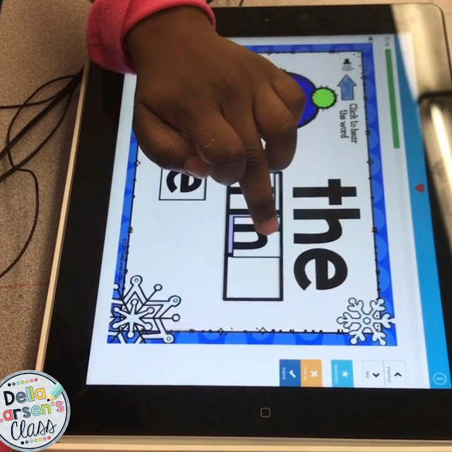 technology in kindergarten