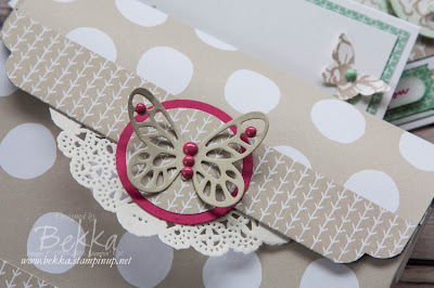 What I Love Handbag of Cards Class - Featuring Stampin' Up! UK Products - Get the details here