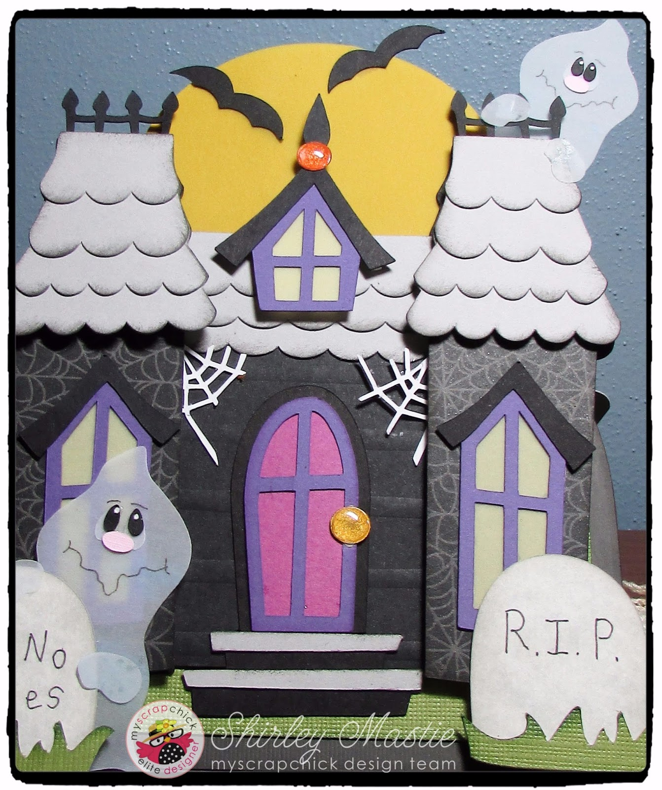 Haunted%2BHouse%2BEasel%2Bcu3 House Dormer Designs Paper on windows styles, early cape cod, how build, single story,