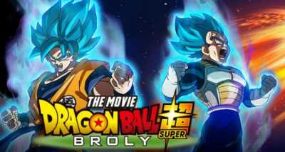 Dragon Ball Super Broly 2018 Hindi Dual Audio Full Movie Download