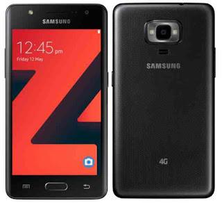 Samsung Z4 Tizen Os