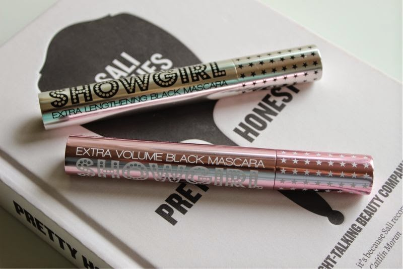 cdbe7c1e2d1 New Barry M Showgirl Mascaras Review | The Sunday Girl