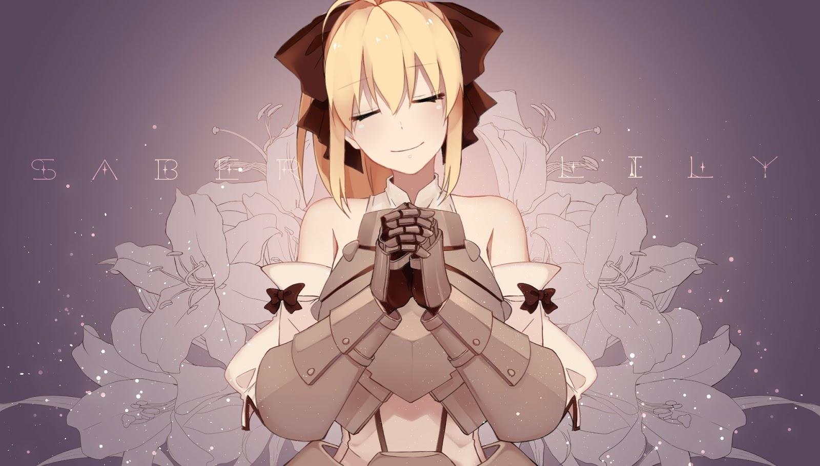 Fate AowVN%2B%2528105%2529 - [ Hình Nền ] Anime Fate/GrandOrder tuyệt đẹp Full HD | Wallpaper