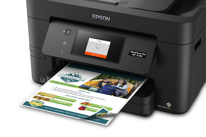 Epson WorkForce Pro WF4720 Driver and Software Downloads