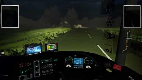 Driving Simulator Bus Driving Simulator