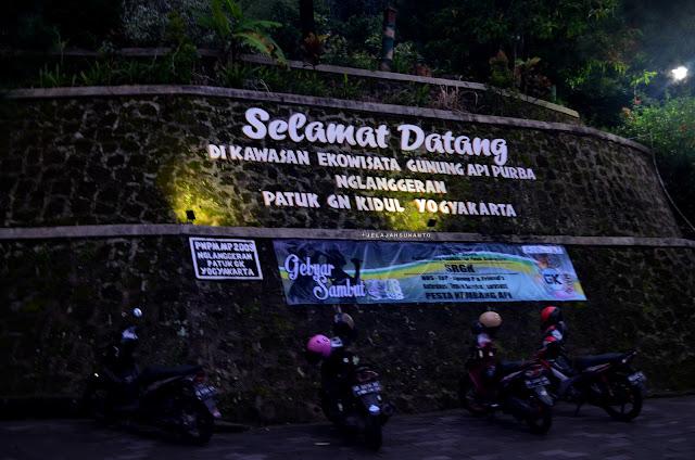 Kawasan ekowisata gunung api purba Nglanggeran Patuk Gunung Kidul©Jelajahsuwanto