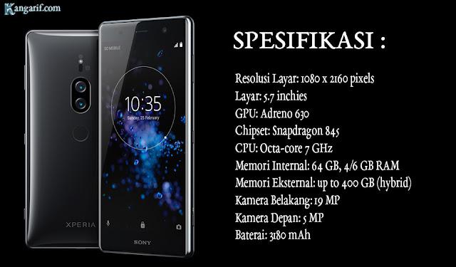 Sony Xperia XZ2 masuk dalam kompetisi hp gaming terbaik. Yang bisa menjalankan game dengan performa luar biasa. Bukan itu saja, Xperia XZ2 menawarkan fitur unggulan lain. Seperti 2 speaker yang menghadap ke depan yang bisa mengalirkan audio stereo dengan kualitas tinggi.