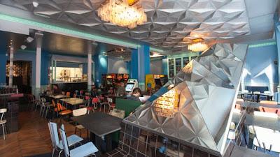 Arcade Bar Le Fantome - París