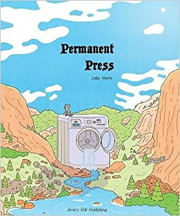 Alex Thomas Interviews LUKE HEALY About His New Book Permanent Press From Avery Hill