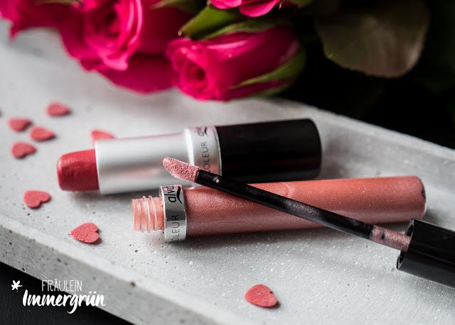 Alva Lippenstift Brick Red | Alva Liquid Lipgloss Violet Pale
