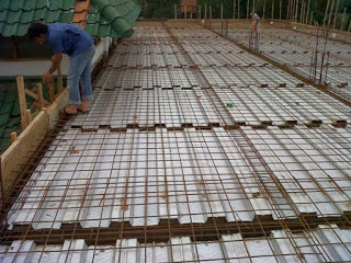 Cara Pemasangan Floor Deck