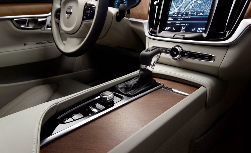 Đánh giá xe Volvo S90 2017