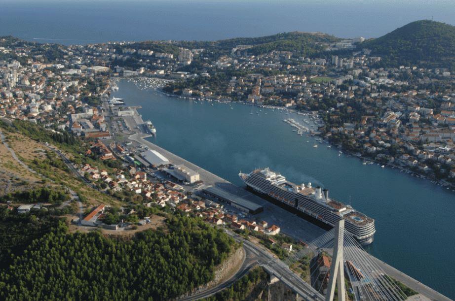 Dubrovnik cruise terminal