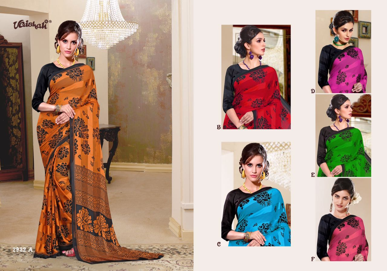Karishma Vol 3 – Beautiful Demanable Stylish And Fashionable Saree