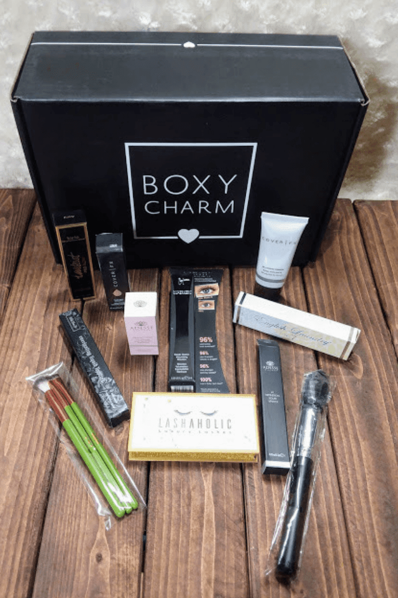Boxycharm is THE Best Beauty Subscription Box Ever!! - Amy