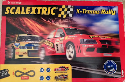 Scalextric X-Treme Rally