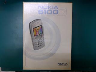 Dus Nokia 6100 Seken