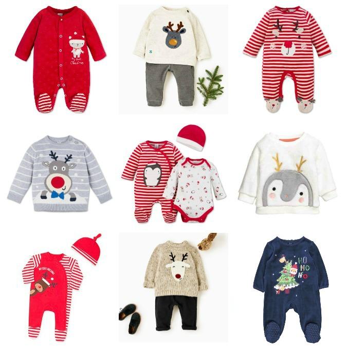 Ideas de regalo para su primera Navidad