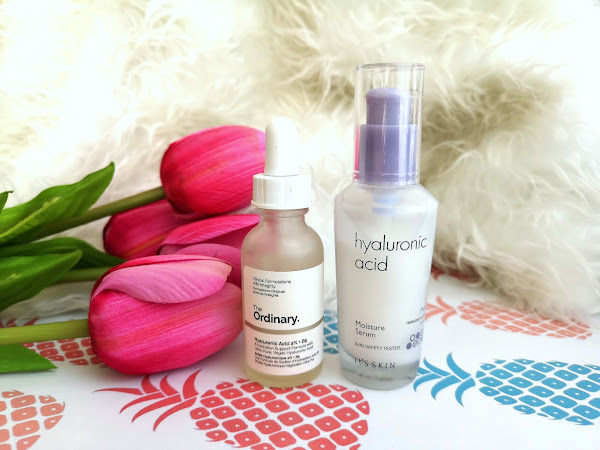 Hyaluronic Acid - what I use