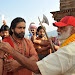 om namo venkatesaya working stills-mini-thumb-1
