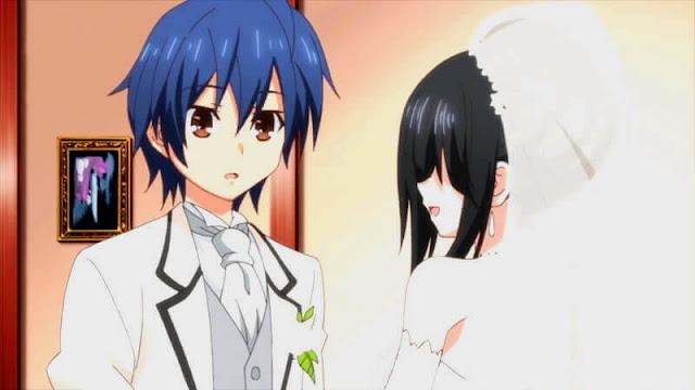 يلتقي شيدو بـكورومي التي تعتبر أخطر الأوراح و لكن تظهر له هذه المرة بشخصية مختلفة عما يعرفه عنها حيث تطلب منه أن يقضي وقته معها