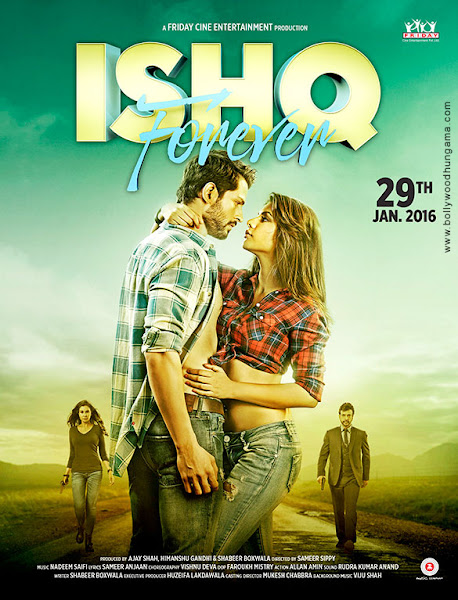 Ishq Forever (2016) Movie Poster