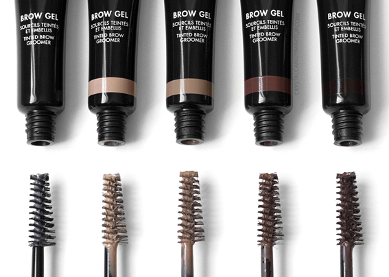 Make Up For Ever Tinted Brow Gels Review 00 15 25 35 45