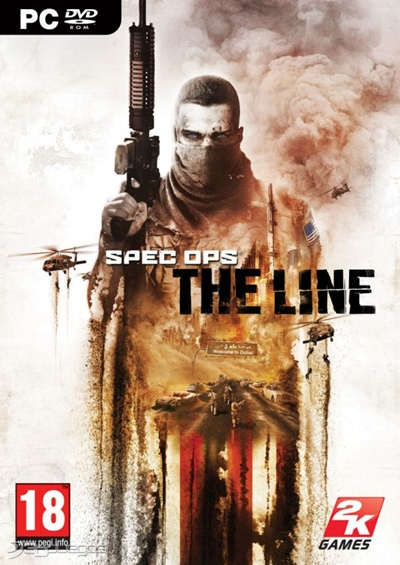 Spec Ops The Line PC Full Español Descargar 2012 DVD9