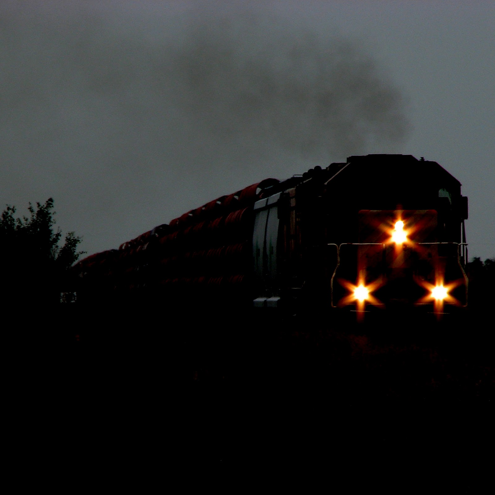 Haunted Abandoned Places In St Louis: Sask Hauntings: St.Louis Ghost Train