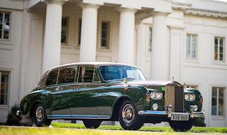 Rolls Royce Phantom VI Limousine Front